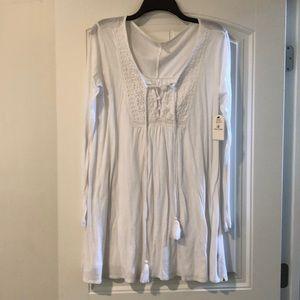 NWT Volcom White Dress